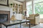 Patio Home Living Area
