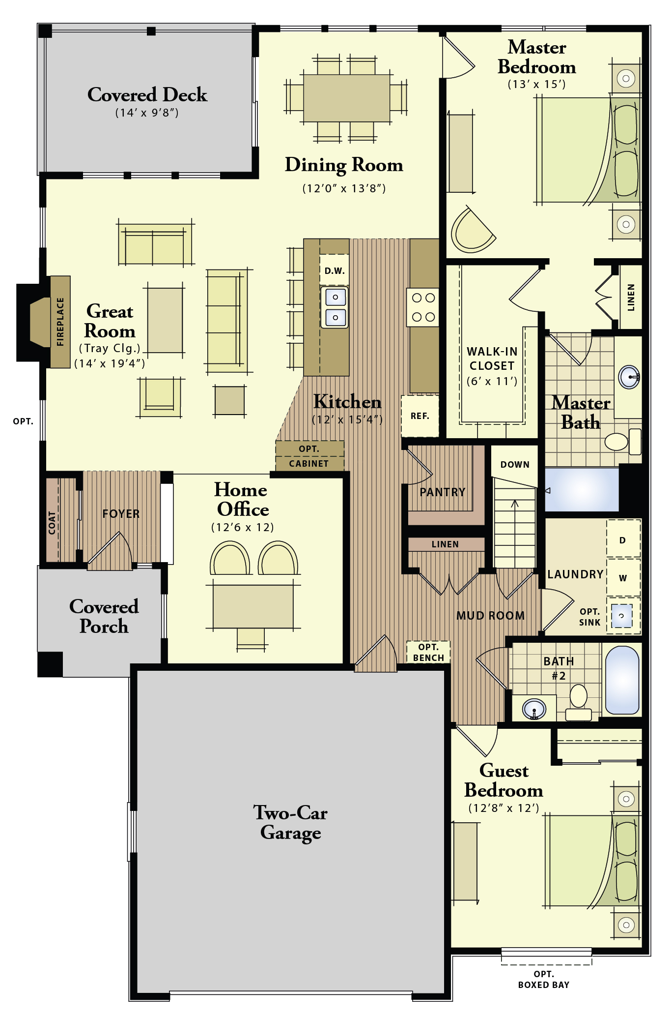 Morrell Builders Silverton Townhome
